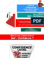 2014Apr29 - Steps to Build Self-Confidence - [a] - Vivekananda Institute of Human Excellence, Ramakrishna Math, Hyderabad.