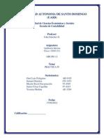 Practica 4 Programas de Auditoria