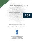 Desarrollo y simulación de un protocolo para redes ad-hoc