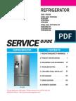 Samsung RF267 Refridgerator