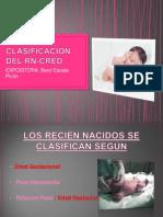 Clasificación Del Rn-cred!! Beryl!! !!!Bb
