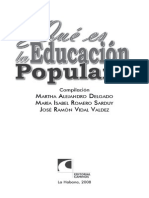 SL Educacion Popular