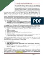 1. Introducción a La Fisiología Renal (Resumen)