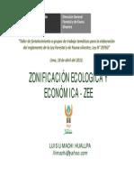 Zee Luis Llimachi