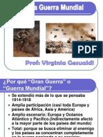 Primera Guerra Mundial