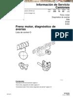 Manual Freno Motor Diagnostico Averias Camiones Volvo