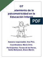 0075 - Tratamiento de La Psicomotricidad en La Ed.infantil