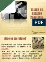 Taller de Relatos2009