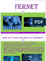 Trabajo No. 3 - Internet - Power Point