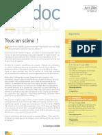 Bibdoc 2006-1 | Hiver 2006 (Nouvelle formule !)