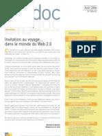 Bibdoc 2006-2 | Eté 2006 (Documentation & Web 2.0)