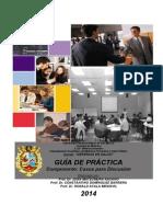 Guía de Pràctica Componente Casos Para Discusión Gerencia en Salud 2014