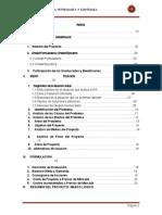 Trabajo - Proyectos.doc