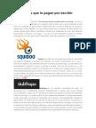 10 Websites Que Te Pagan Por Escribir Posts