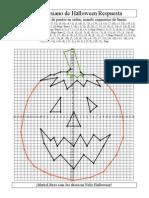 Halloween Arte Cartesiano Calabaza
