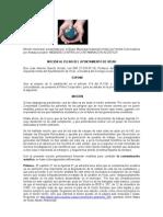 Mocion para la aprobación de medidas contra la contaminación acústica (27/10/09)