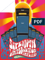 Marshall JTM 45/100 Hendrix manual