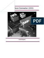 SAP Java Connector