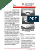 Detector Humo Laser View Fsl 751-Notifier
