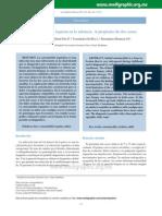 Or132josteomielitis Del Isquion en La Infancia