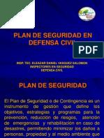 Plan de Seguridad EL TAMBO