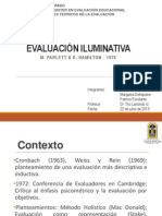 _Presentación Sobre Evaluación Iluminativa