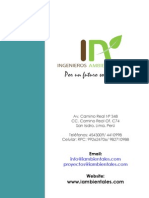 Brochure IA SAC-Medio Ambiente
