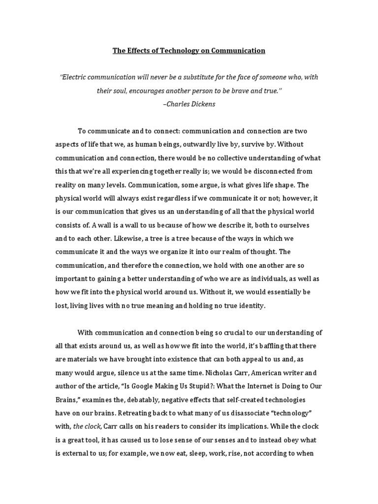Nonmoral nature essay
