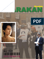 Arakan May Issue 2009