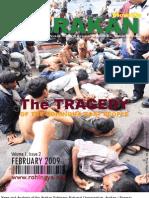 Arakan February Issue 2009