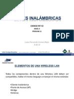 Elementos de Una Wireless LAN