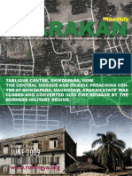 Arakan June Issue 2009