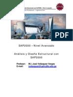 analisis de estructura SAP