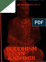 Buddhism in Kashmir - Dr. Nalinaksha Dutt