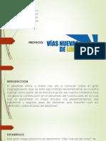 Vias Nuevas De Lima-expo..pptx