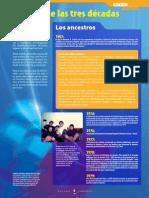 Cartilla Histórica - 30 Años, Nov. 2009 -Entrenos