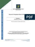 Dokumen Pengadaan (Lelang Ke 3) Kontruksi LP Warungkiara