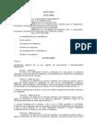Ley Del Canón Gasifero en El PERÚ