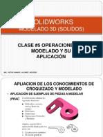 Solidworks Nivel 1 Clase 5 Solo Lectura
