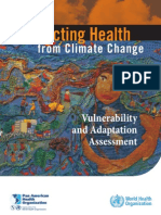 Climate_Change Protectng Health From Climate Change