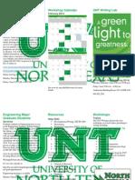 writing lab brochure