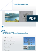NKTCables Presentation OPGW&PPC&Accessories Lecture