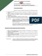 001 Requisitos Para Solicitud de Pasantías Ucsg