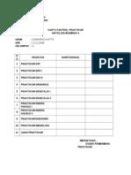 Kartu Kontrol Histologi Biomedik II