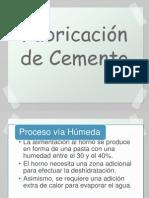 Fabricacion de Cemento