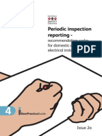 Periodic Inspection Reporting