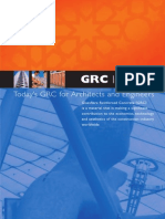GRC in Action Design of Glass Fiber Reinforced concrete