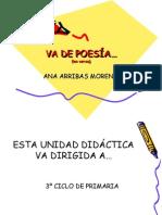 APROXIMACIÓN AL TEXTO POÉTICO