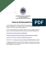TAREA - Retroalimentacion DER