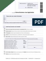 South Korea Business Visa Application Myanmar Jurisdiction Chicago Myanmar